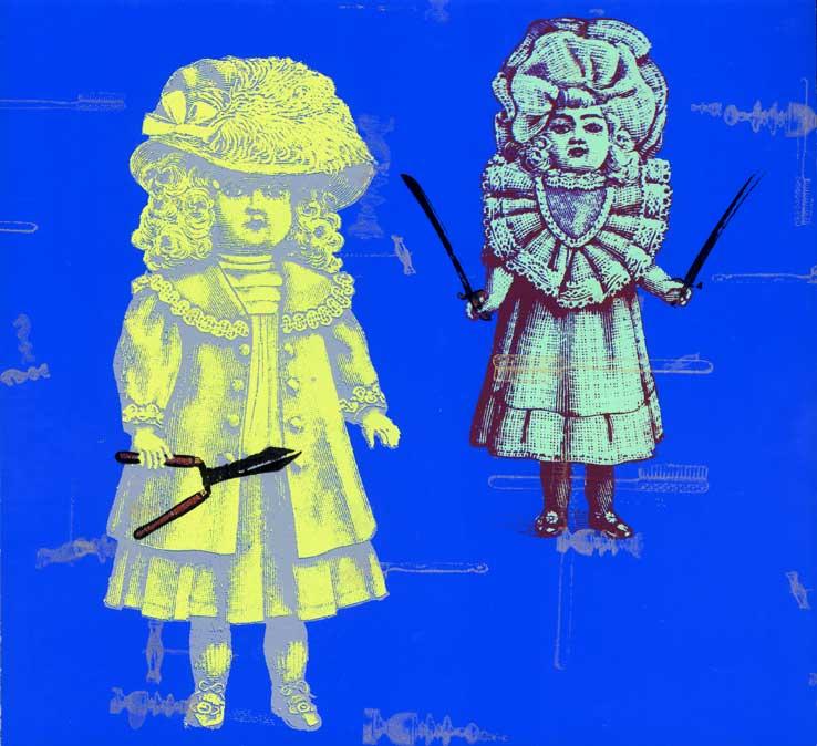Rache der Puppen